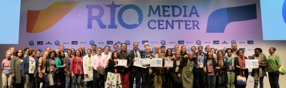 Rio získalo v průběhu olympijských her titul Fairtradové město