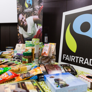Fandíme Fairtrade