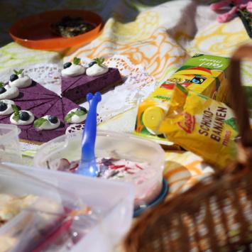 Nákup fairtradových výrobků