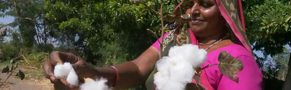 Navštívili jsme pěstitele fairtradové bavlny a koření