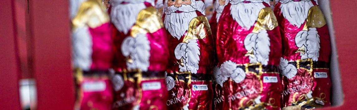 Mikuláš a advent v znamení čokolády: pred Vianocami rastú predaje čokolády, tej s certifikáciou Fairtrade sa na Slovensku predáva z roka na rok viac