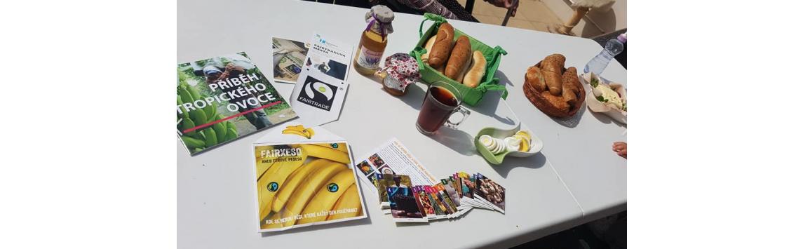 Posnídali jsme férově a připomněli jsme si Světový den pro fair trade