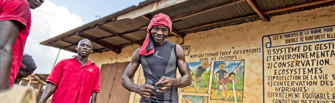 Fairtrade trvá na důslednějším dodržování lidských práv