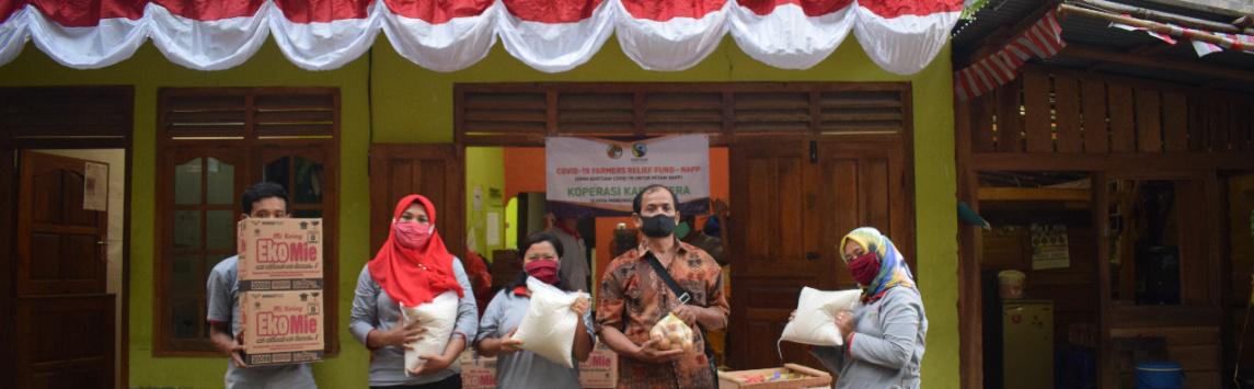 Konkrétní příběhy pomoci z Fondu pro podporu fairtadových pěstitelů