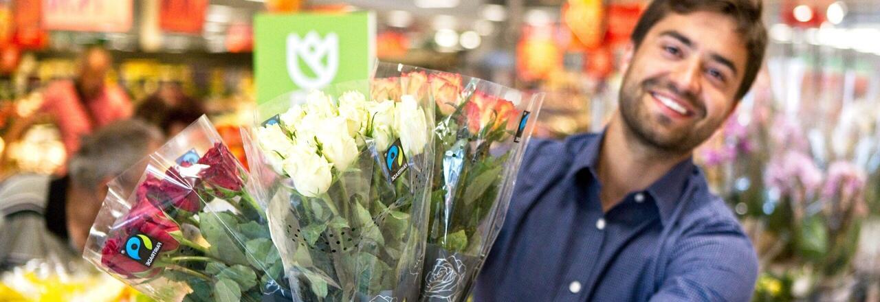 Férové květiny pro radost